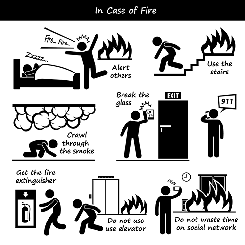 Are You Prepared? Lessons Learned from the Detwiler Fire