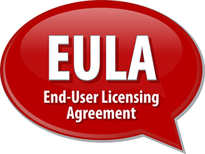 EULA – It's Time to Read Them